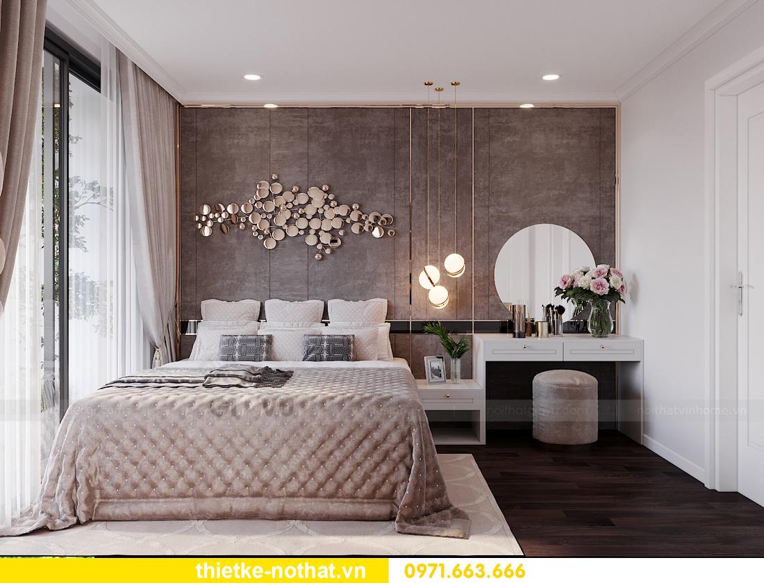 thiết kế nội thất siêu đẹp tại chung cư Sunshine Garden 7