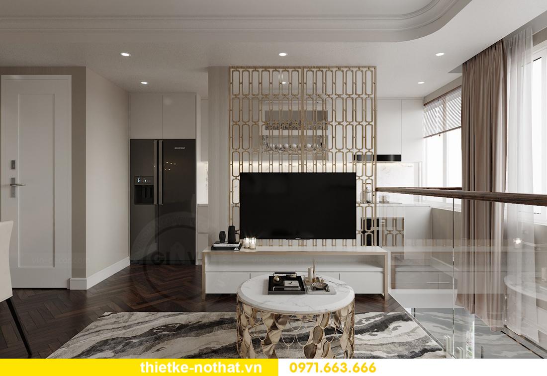 thiết kế nội thất nhà phố đẹp hiện đại tiện nghi 07