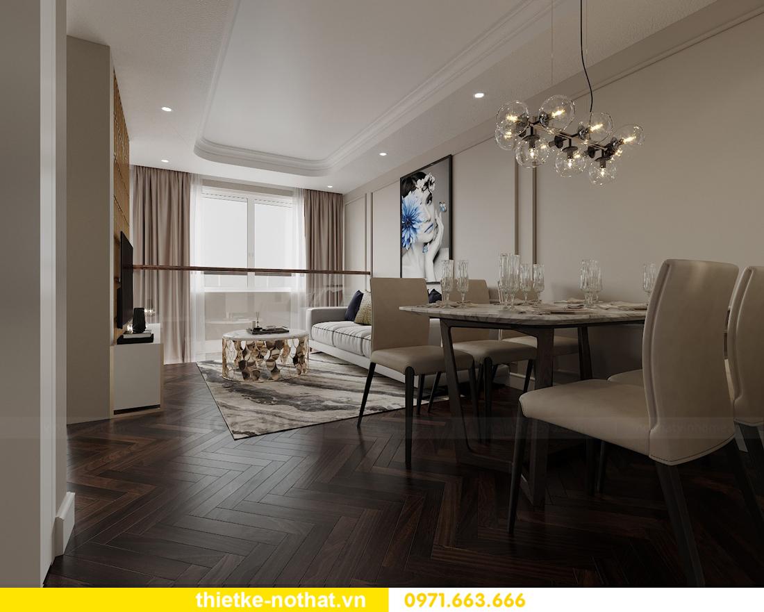 thiết kế nội thất nhà phố đẹp hiện đại tiện nghi 09