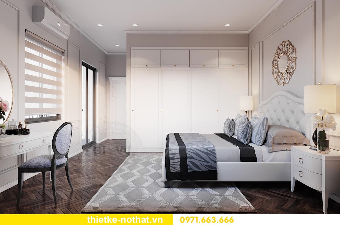 thiết kế nội thất nhà phố hiện đại tại Hải Dương nhà chị Ly 10