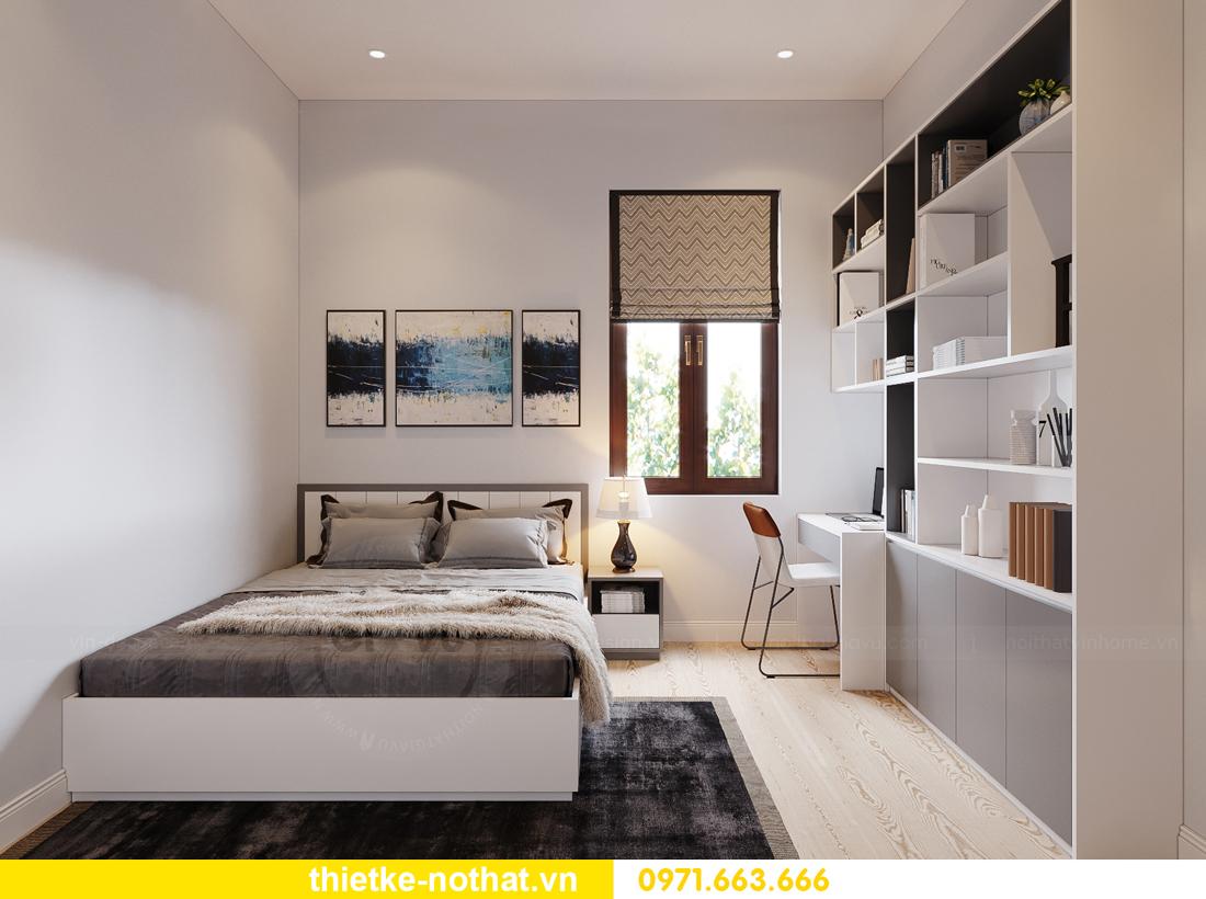 thiết kế nội thất nhà phố tại Hà Nội nhà chị Linh 10