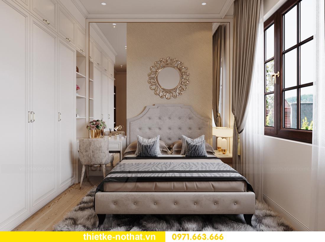 thiết kế nội thất nhà phố tại Hà Nội nhà chị Linh 7