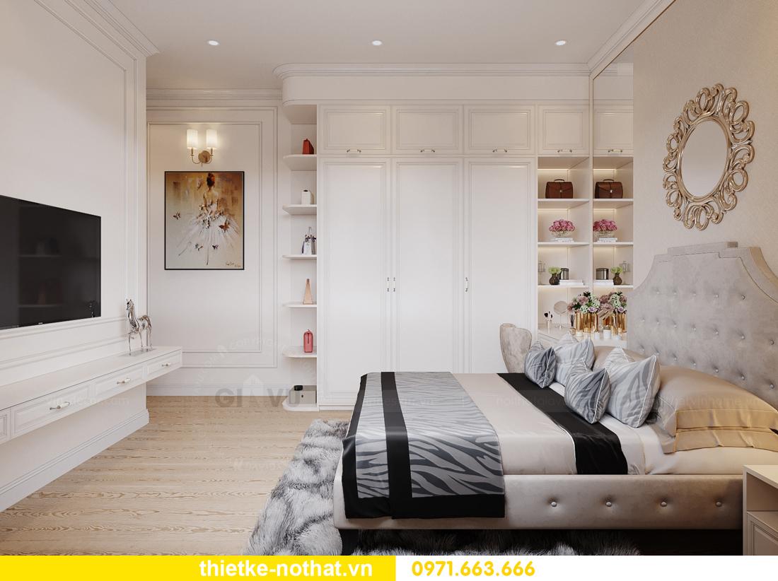 thiết kế nội thất nhà phố tại Hà Nội nhà chị Linh 8