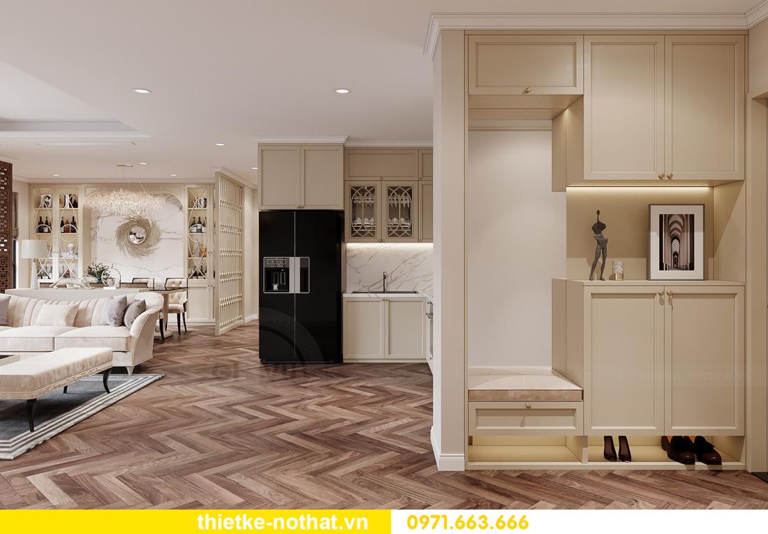 thiết kế nội thất tại Vinhomes Smart City hiện đại cuốn hút 1