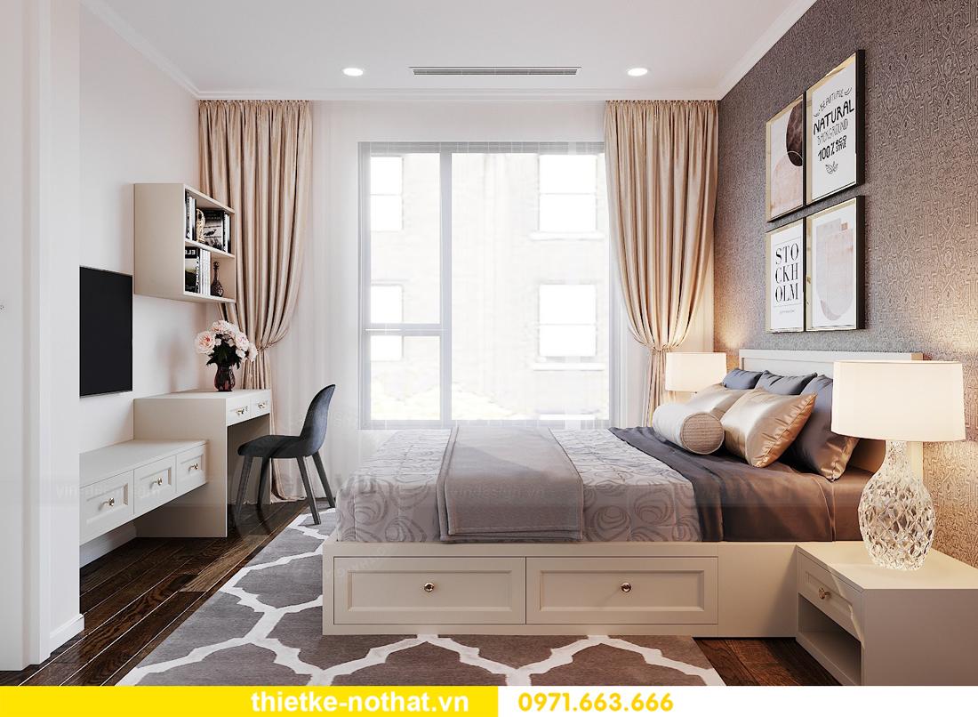 thiết kế nội thất tại Vinhomes Smart City hiện đại cuốn hút 11