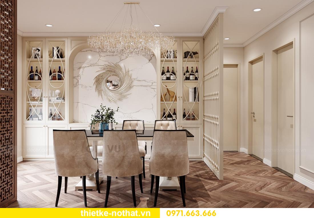 thiết kế nội thất tại Vinhomes Smart City hiện đại cuốn hút 6