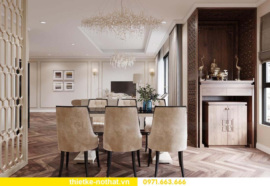 thiết kế nội thất tại Vinhomes Smart City hiện đại cuốn hút 7
