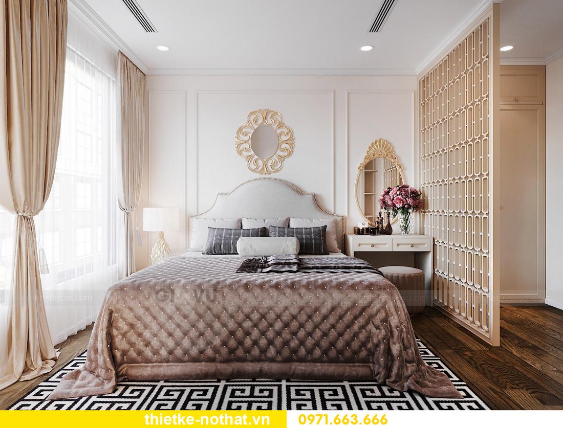 thiết kế nội thất tại Vinhomes Smart City hiện đại cuốn hút 9