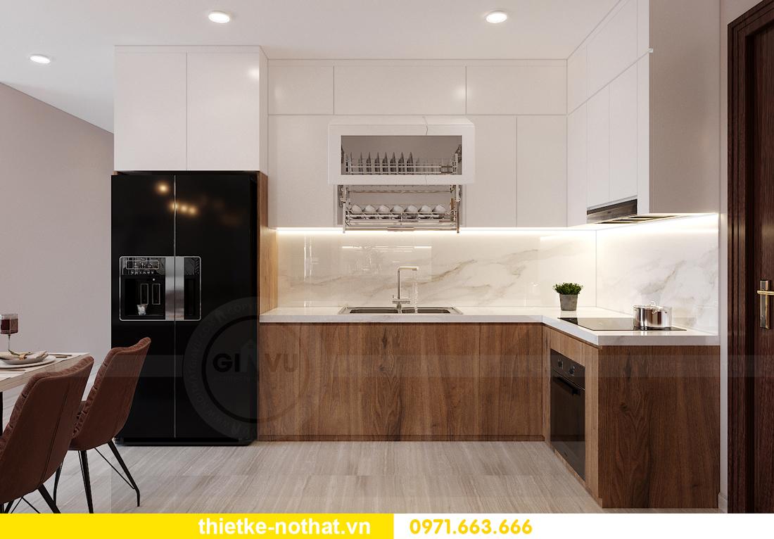 thiết kế nội thất căn hộ chung cư Smart City tòa S2.02 căn 01 6