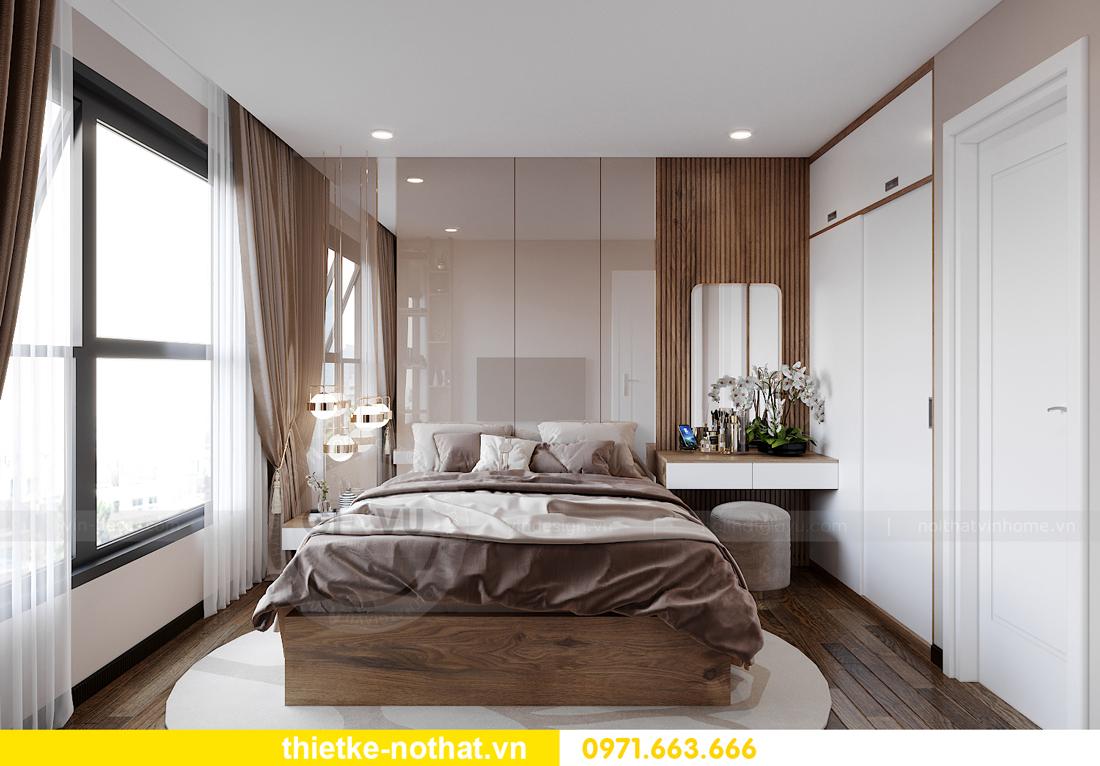 thiết kế nội thất căn hộ chung cư Smart City tòa S2.02 căn 01 8