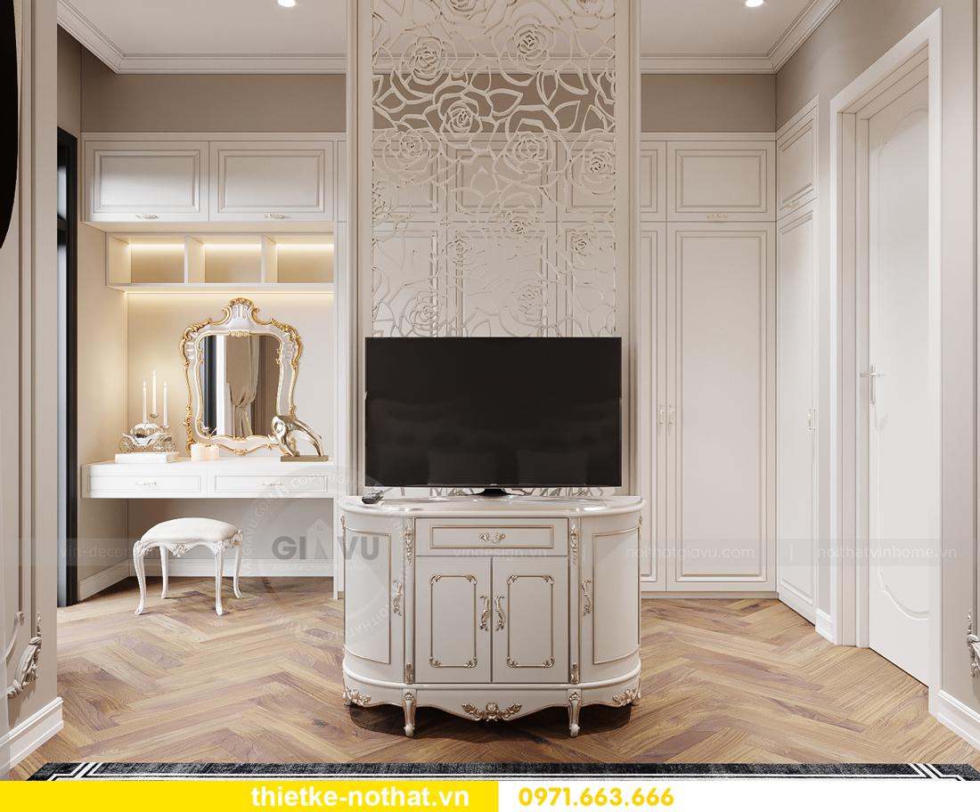 thiết kế nội thất biệt thự OCean Park phong cách tân cổ điển 10