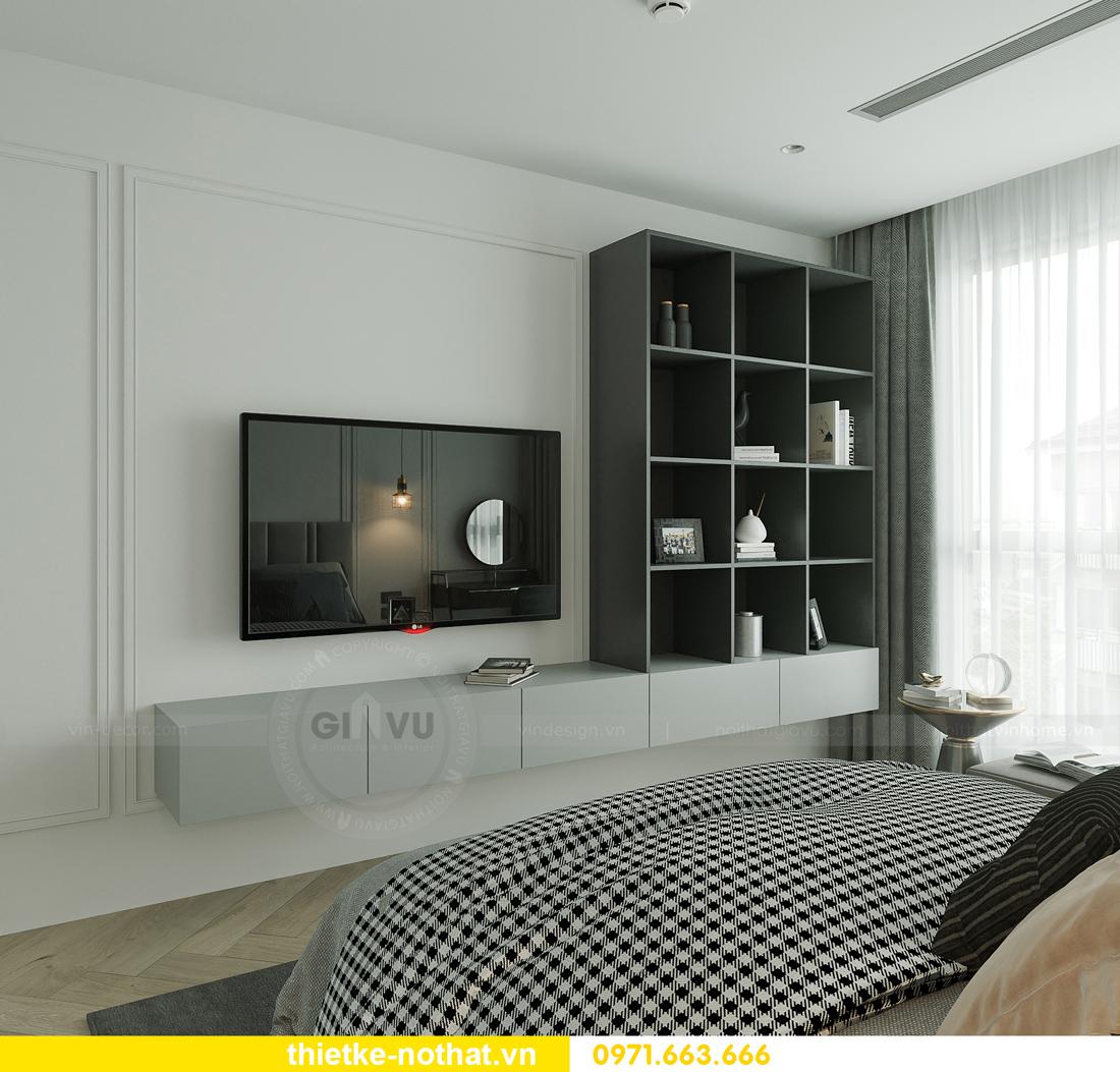 thiết kế nội thất Smart City tòa S102 căn 17 nhà chị Hà 11