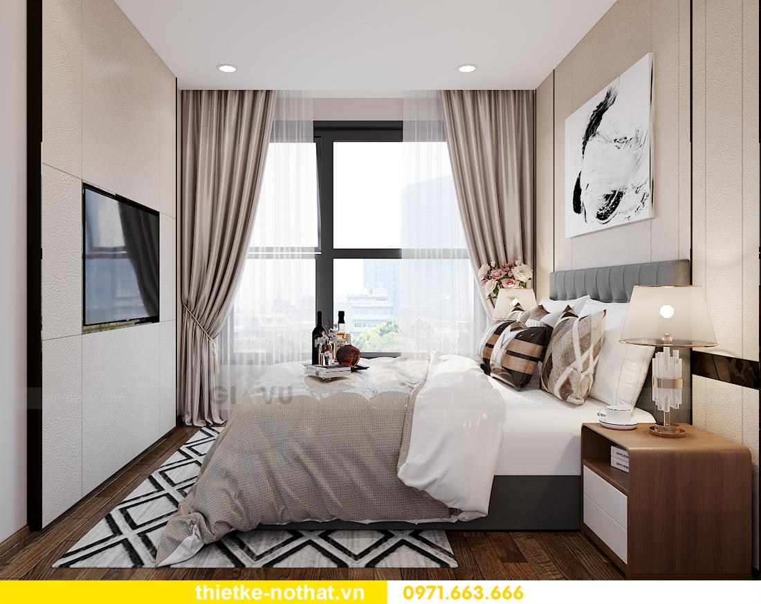 thiết kế thi công nội thất Smart City tòa S202 căn 17 chị Vy 8