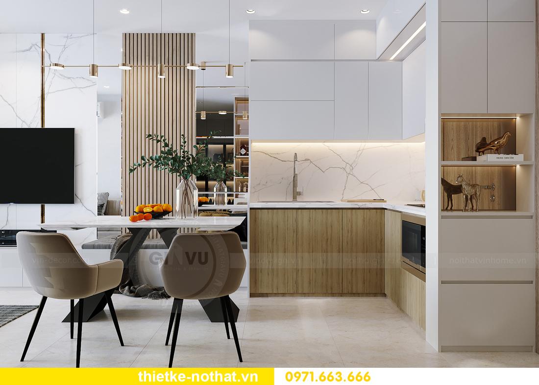 thiết kế nội thất chung cư Vinhomes Smart City tòa S201 căn 2903 1