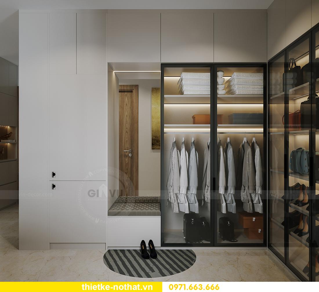 thiết kế nội thất chung cư Vinhomes Smart City tòa S201 căn 2903 7
