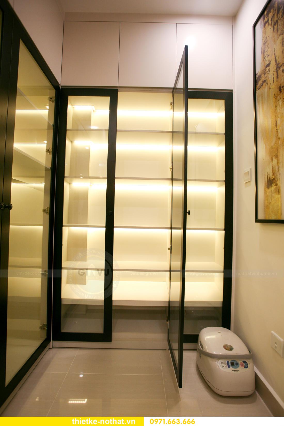 hoàn thiện nội thất chung cư Smart City tòa S201 căn 03 10
