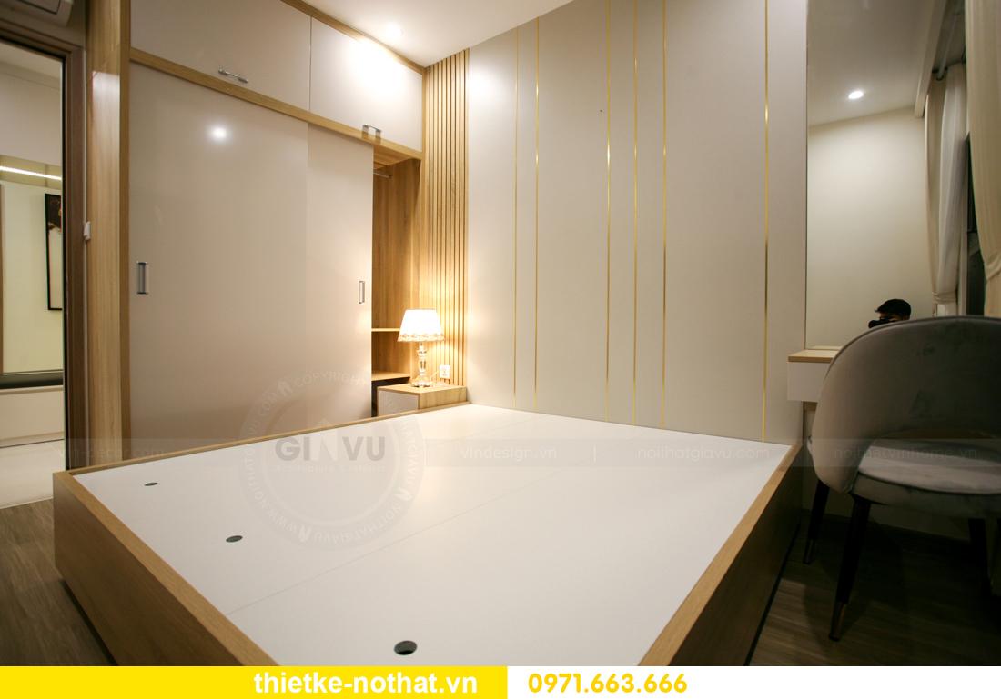 hoàn thiện nội thất chung cư Smart City tòa S201 căn 03 13