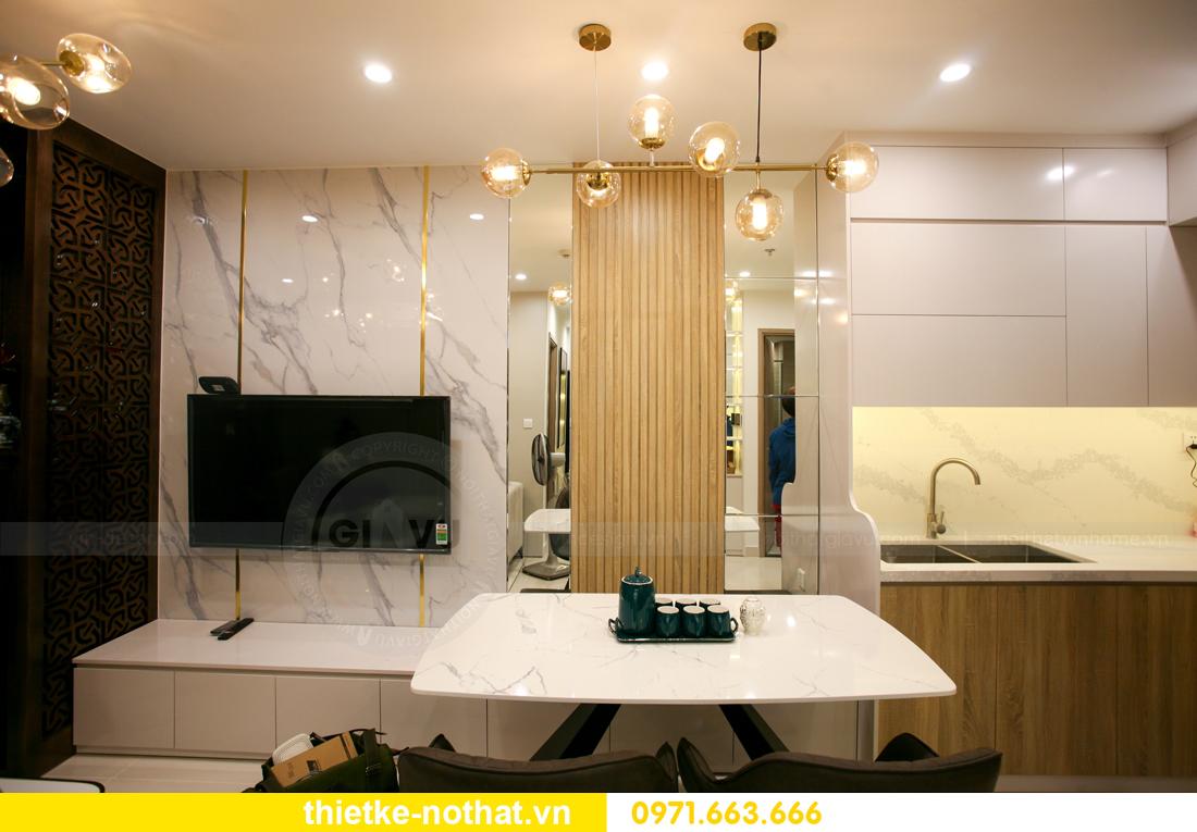 hoàn thiện nội thất chung cư Smart City tòa S201 căn 03 2