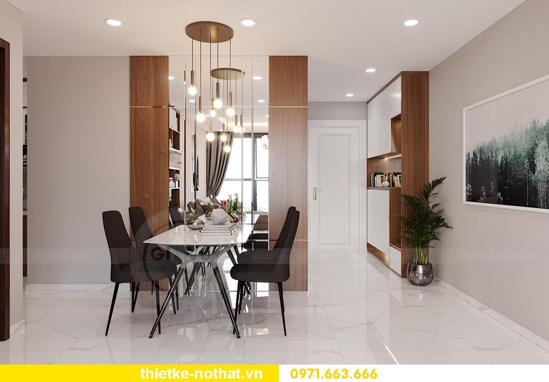 thiết kế nội thất chung cư Smart City tòa S302 căn hộ 2 ngủ 2