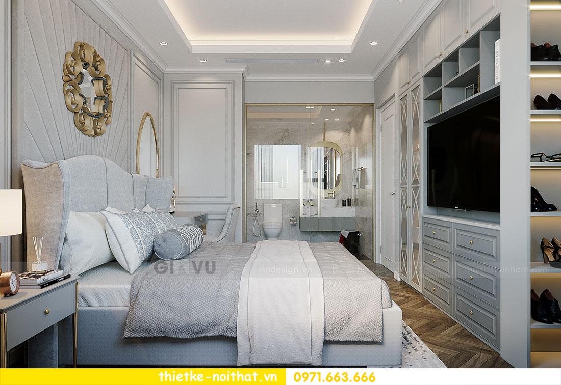 Thiết kế thi công nội thất chung cư Dcapitale tòa C1 căn 09 - Ms.Hường 11