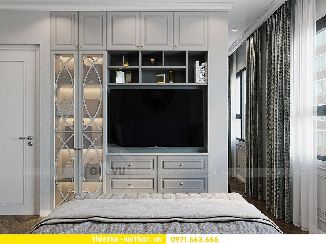 Thiết kế thi công nội thất chung cư Dcapitale tòa C1 căn 09 - Ms.Hường 12