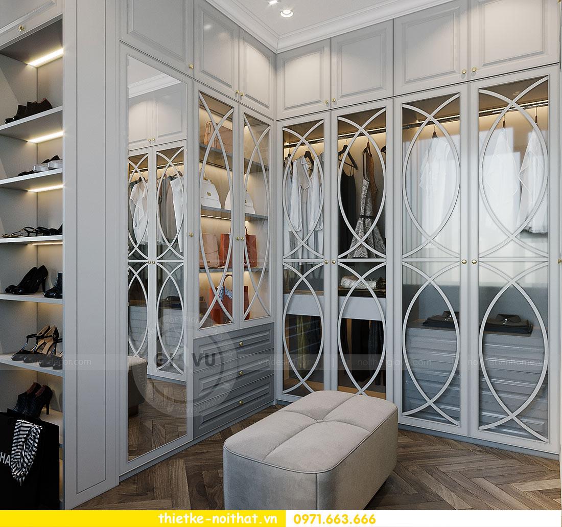 Thiết kế thi công nội thất chung cư Dcapitale tòa C1 căn 09 - Ms.Hường 13