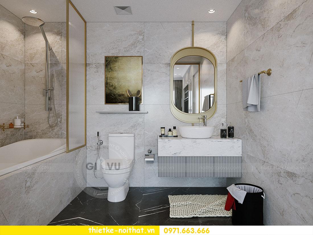 Thiết kế thi công nội thất chung cư Dcapitale tòa C1 căn 09 - Ms.Hường 15