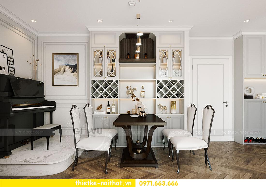 Thiết kế thi công nội thất chung cư Dcapitale tòa C1 căn 09 - Ms.Hường 4