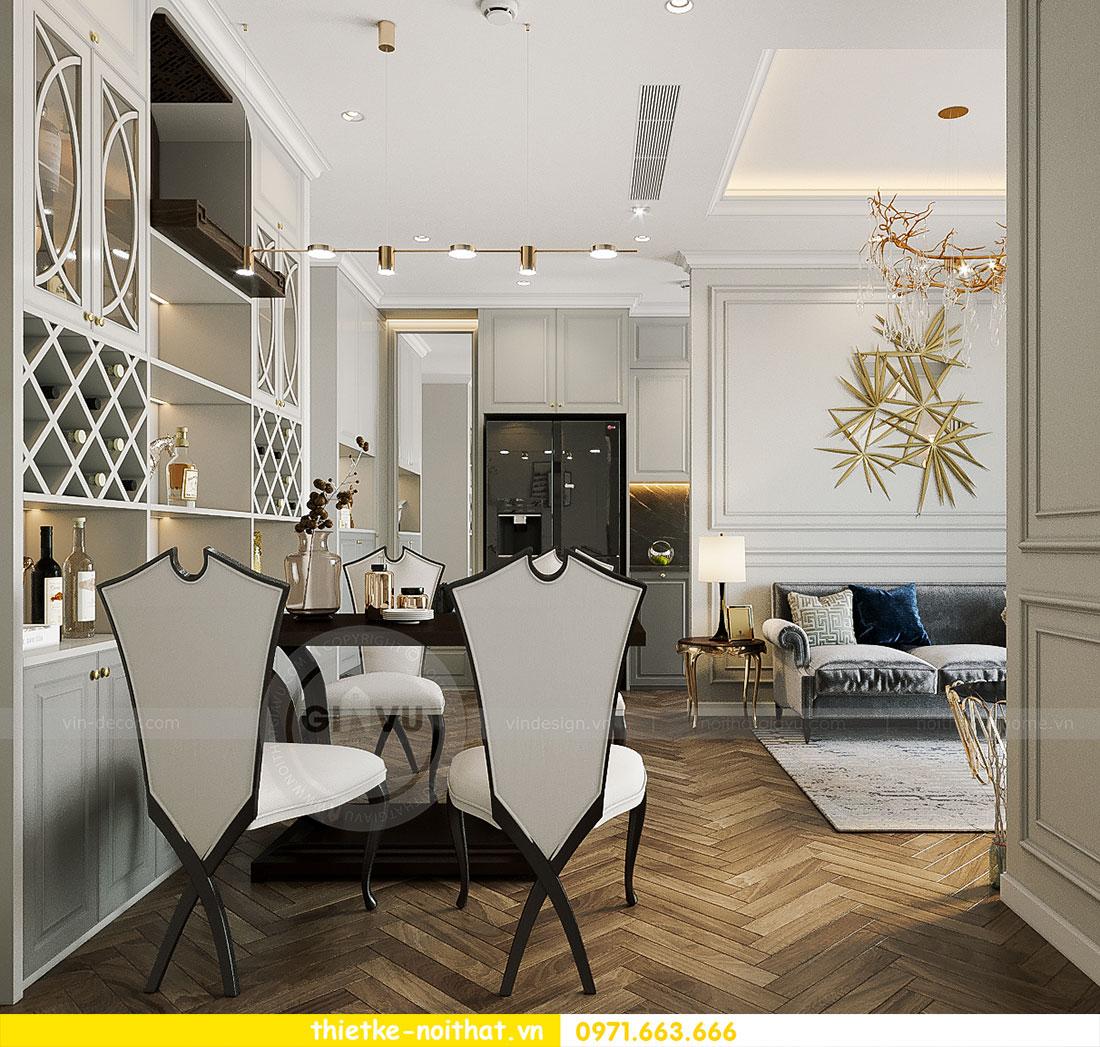 Thiết kế thi công nội thất chung cư Dcapitale tòa C1 căn 09 - Ms.Hường 5