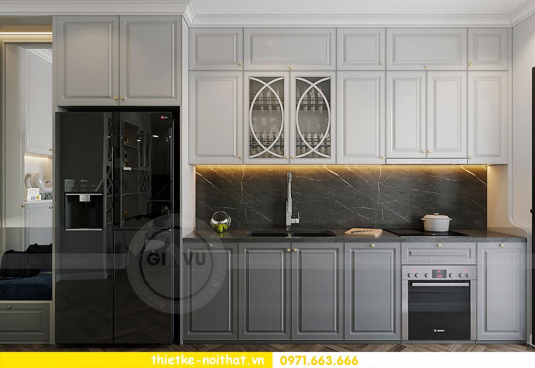 Thiết kế thi công nội thất chung cư Dcapitale tòa C1 căn 09 - Ms.Hường 6