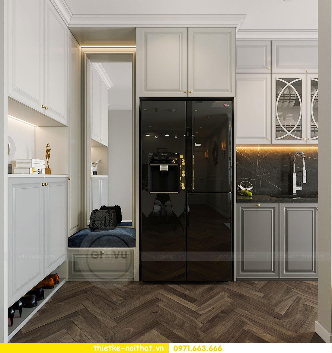 Thiết kế thi công nội thất chung cư Dcapitale tòa C1 căn 09 - Ms.Hường 7